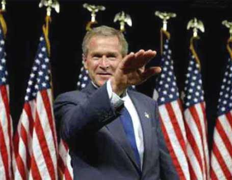 the power connection and money of george w bush